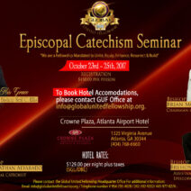 GUF Leaders Episcopal
